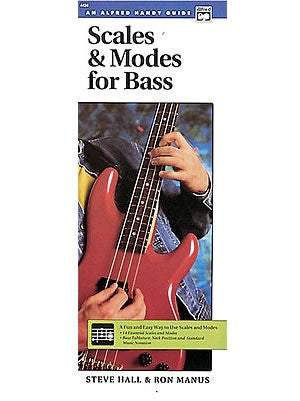 Scales And Modes For Bass Guitar