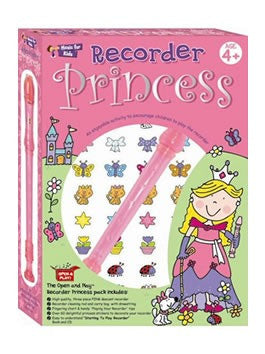 Open and Play: Recorder Princess Pack