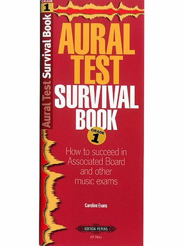 Aural Test Survival Book - Grade 1