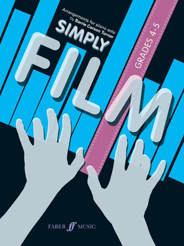 Simply Film - Grades 4-5 - Piano