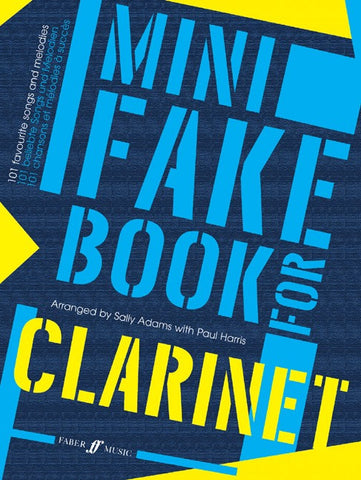 Mini Fake Book for Clarinet - with Chord Symbols
