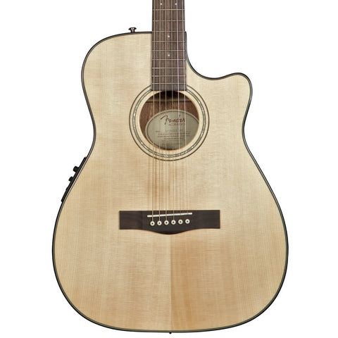 Fender CF-140SCE Acoustic Guitar - Folk - Natural