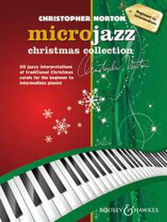 Christopher Norton: Microjazz Christmas Collection (Beginner-Intermediate) - Piano