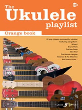 The Ukulele Playlist - Orange Book