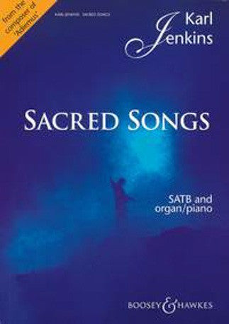 Karl Jenkins - Sacred Songs (SATB/Organ or Piano)