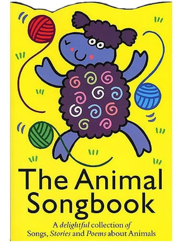 The Animal Songbook  - Piano, Vocal + Guitar