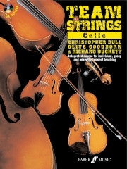 Team Strings - Cello (with CD)