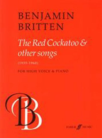 Britten - The Red Cockatoo - High Voice