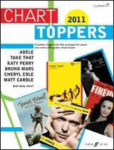 Chart Toppers: 2011 - Piano, Vocal + Guitar