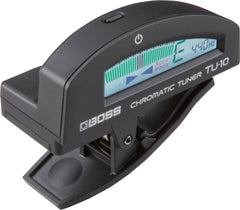 Boss TU-10 Clip-on Chromatic Tuner - Black