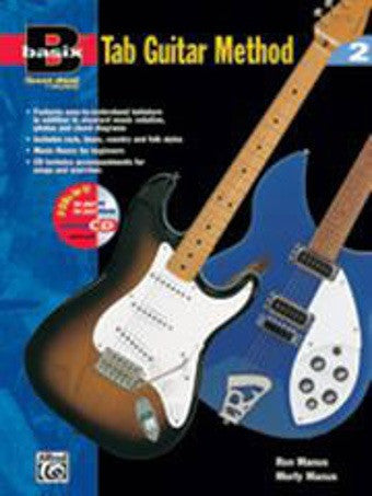Basix TAB Guitar Method - Book 2 - Guitar