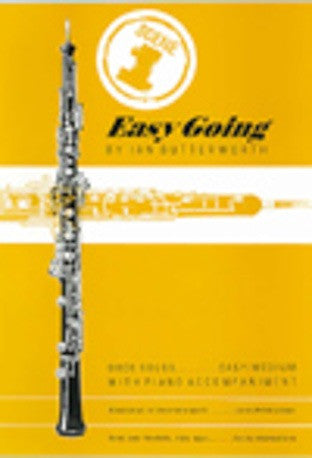 Ian Butteworth: Easy Going (Oboe/Piano)