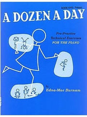 A Dozen A Day Piano Book One (Primary)