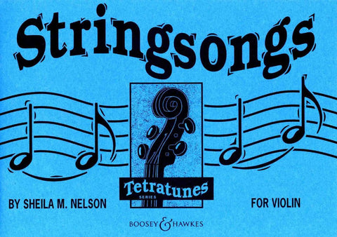 Stringsongs for Violin
