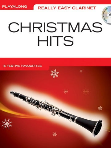 Really Easy Clarinet: Christmas Hits (with CD)