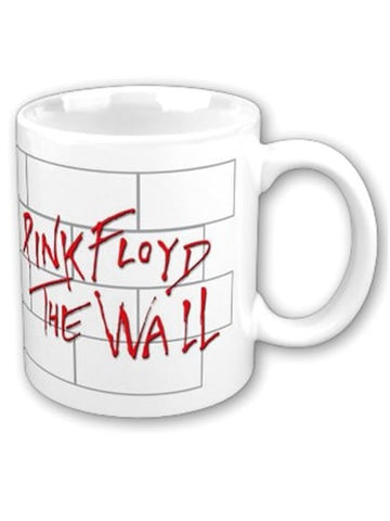 Pink Floyd The Wall Boxed Mug: Wall Logo