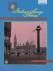 26 Italian Songs and Arias - Medium/Low Voice (with CD)