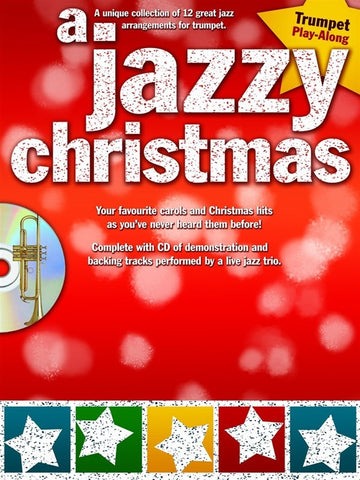 A Jazzy Christmas - Trumpet (with CD)