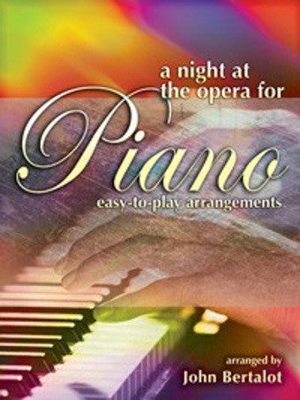 A Night at the Opera for Piano