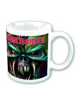 Iron Maiden Boxed Mug: The Final Frontier