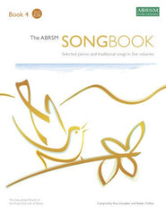 The ABRSM Songbook - Book 4 (with CD)