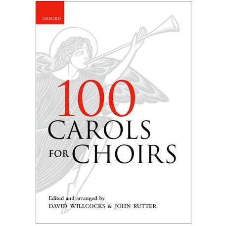 100 Carols for Choirs (10 Pack) - SATB + Piano/Organ