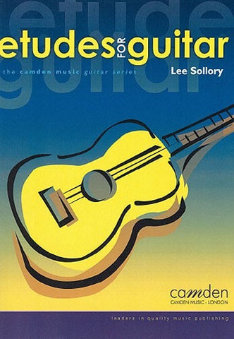 Lee Sollory: Etudes for Guitar