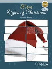 More Styles of Christmas (Flute or Oboe + CD)