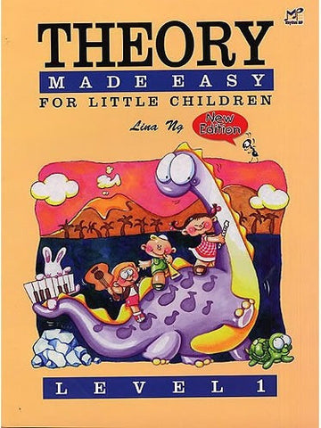 Theory Made Easy for Little Children - Level 1