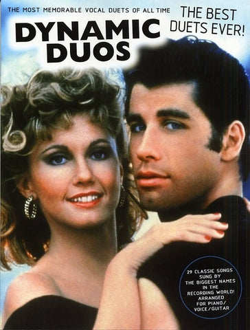 Dynamic Duos: The Best Duets Ever! (Vocal Duet/PG)