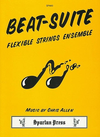 Chris Allen: Beat Suite (Flexible String Ensemble)