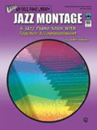 Jazz Montage - Primer Level - Early Elementary Piano Solos