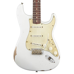Fender Road Worn Strat 60's - Olympic White