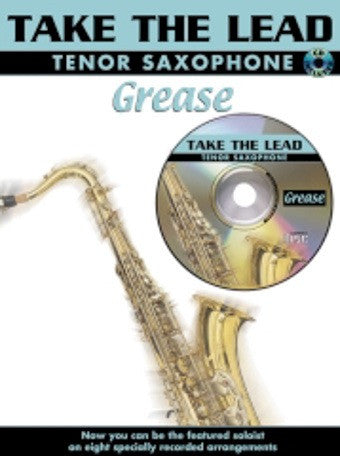 Take The Lead - Grease - Tenor Saxophone