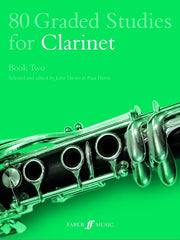 80 Graded Studies for Clarinet - Book 2