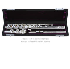 Trevor James Cantabile Flute (Closed hole with E mechanism)