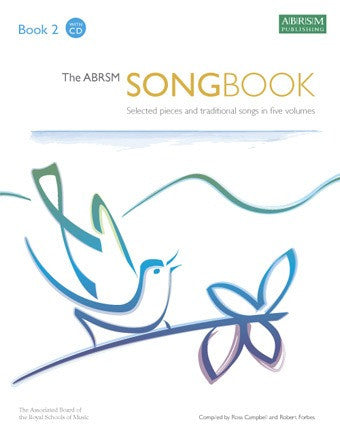 The ABRSM Songbook - Book 2 (with CD)