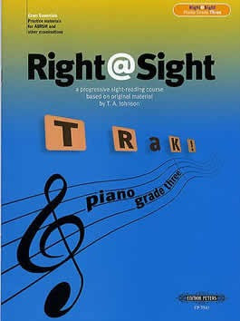Right@Sight - Grade 3 - Piano