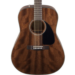 Fender CD-60 Acoustic Guitar - Dreadnought - Mahogany