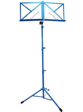 TGI Music Stand - Blue