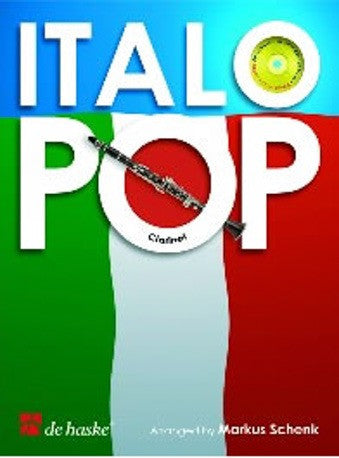 Italo Pop (Clarinet + CD)