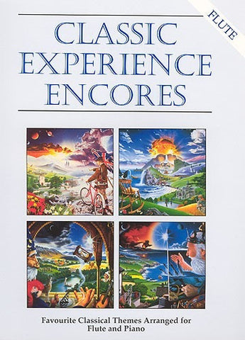 Classic Experience Encores (Flute/Piano)