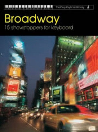 The Easy Keyboard Library - Broadway - Keyboard