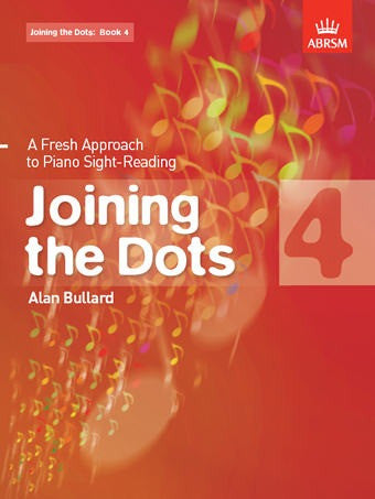 Alan Bullard: Joining The Dots - Piano - Book 4
