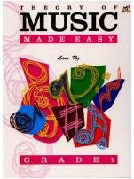 Theory of Music Made Easy - Grade 1