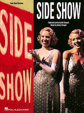 Henry Krieger: Side Show (Piano/Vocal/Guitar)