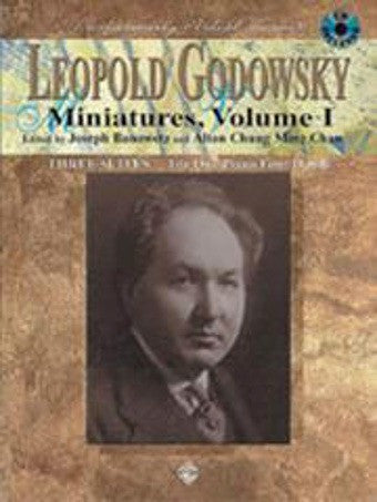 Godowsky - Miniatures - Volume 1 - Three Suites - Piano
