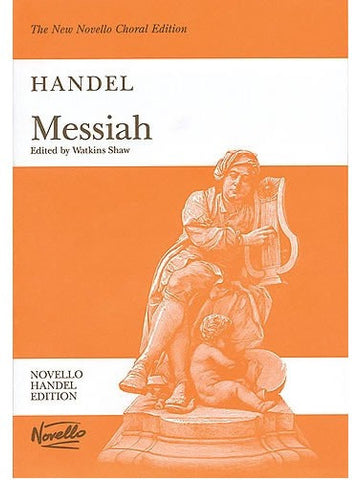 G.F. Handel: Messiah - Vocal Score (Paperback Edition)