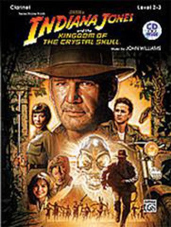 Indiana Jones And The Kingdom Of TheCrystal Skull - Clarinet