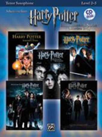 Harry Potter - Instrumental Solos (Movies 1-5) - Tenor Sax